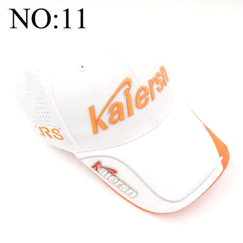Unisex Golf Hat Cotton Sports Adjustable Breathable Professional