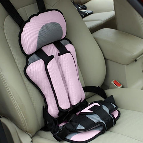 Babies Car Seat Safety Compact Booster Seat