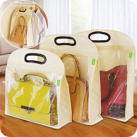 1pc Handbag Dust Cover Bag Protector Storage