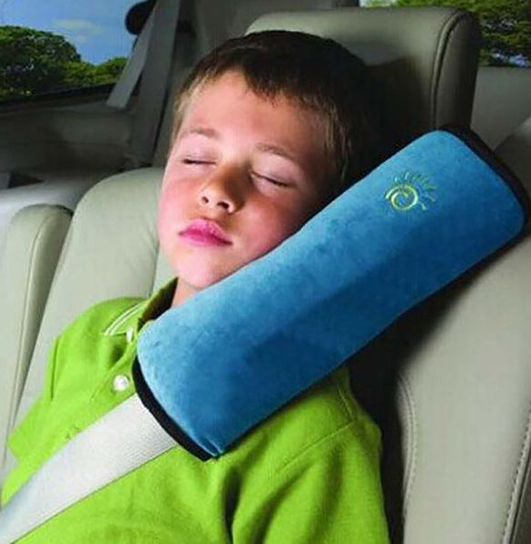 2016 Kid Car Pillows Auto Safety Seat Belt Vehicle Shoulder Cushion Pad Children Protection Support Pillow For Kids