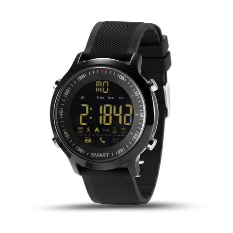 Unisex Smart Watch 5 ATM Standart Sport Waterproof Buetooth 4.0 Call SMS Reminder Monitor Pedometer for Android IOS