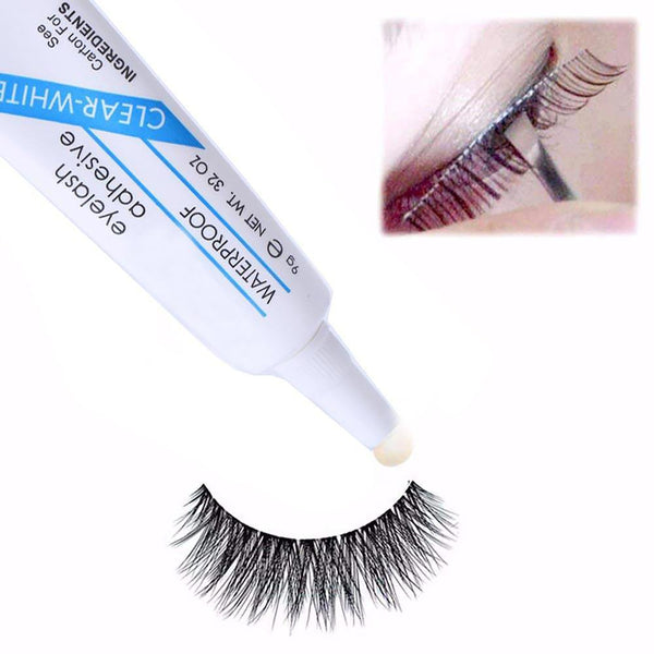 TOMTOSH Lash Glue Eyelash Adhesive Waterproof False Accessories Blue/red Drop Free Shipping