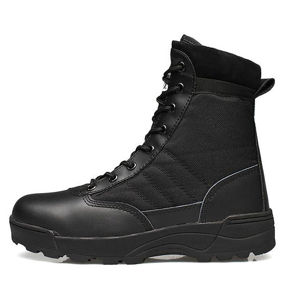 2017 Outdoor Army Boots Men's Military Desert Tactical Boot Shoes Autumn Breathable Combat Ankle Botas Tacticos Zapatos