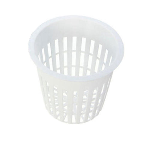 10 Pcs 3inch Heavy Duty Mesh Pot Net Cup Vegetable Grow Basket Flower Plant Hydroponic Aeroponic Planting SYT9024