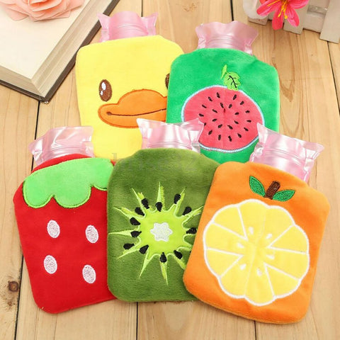 Water Bottle Bag Warm Safe Reliable Rubber Washable Household