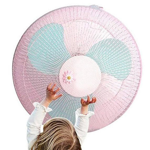 Kid's Guard Fan Protector Safety Dust Cover Mesh