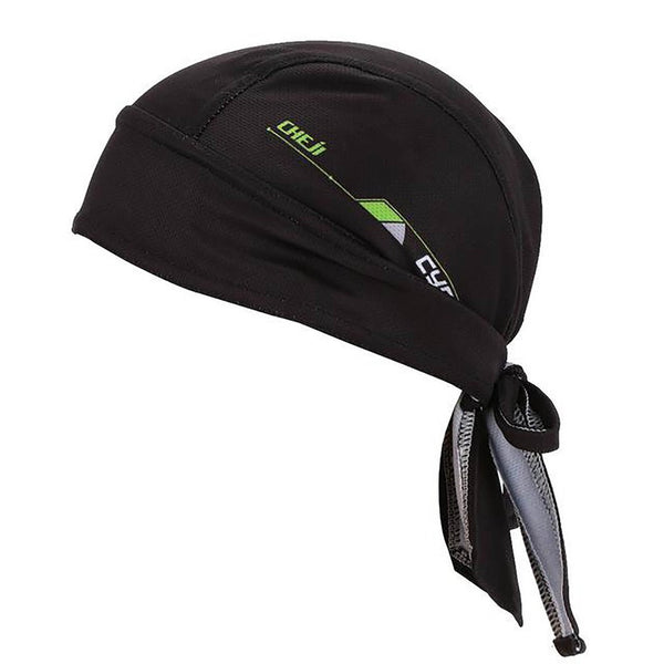 Unisex Cycling Cap Quick Dry Pirate Bandana Style for Outdoor Sport MTB Racing Bicycle