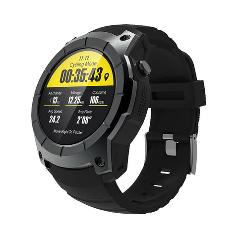 Unisex Adult's Smartwatch GPS Multi-sport Heart Rate Monitor Answer Call for Android IOS