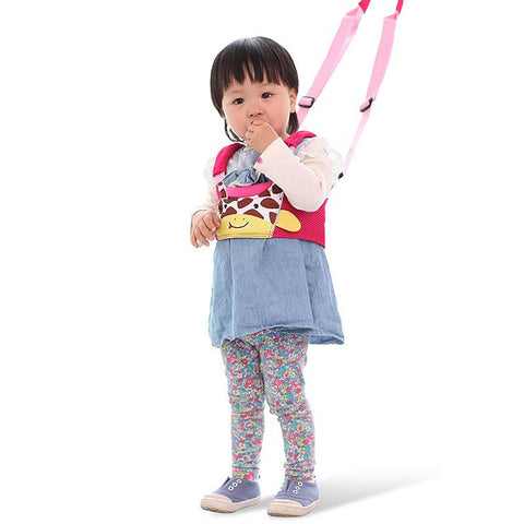 Children's Walking Belt Breathable Safety Walk Learning