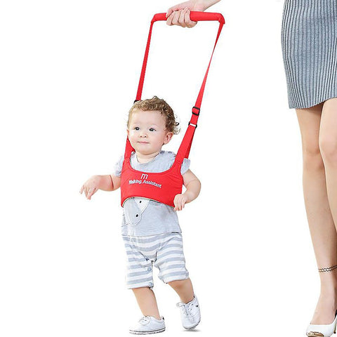 Baby's Walking Harness with Adjustable Strap Protection Balance Soft Elastic Learning