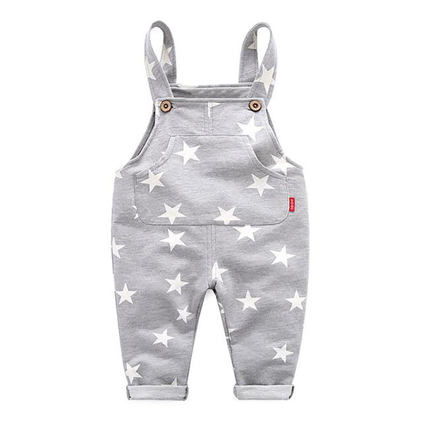 Unisex Baby's Overall Cotton Autumn