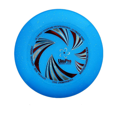 Ultimate Frisbee Disc 175g Professional Ultipro Beach Frisbee