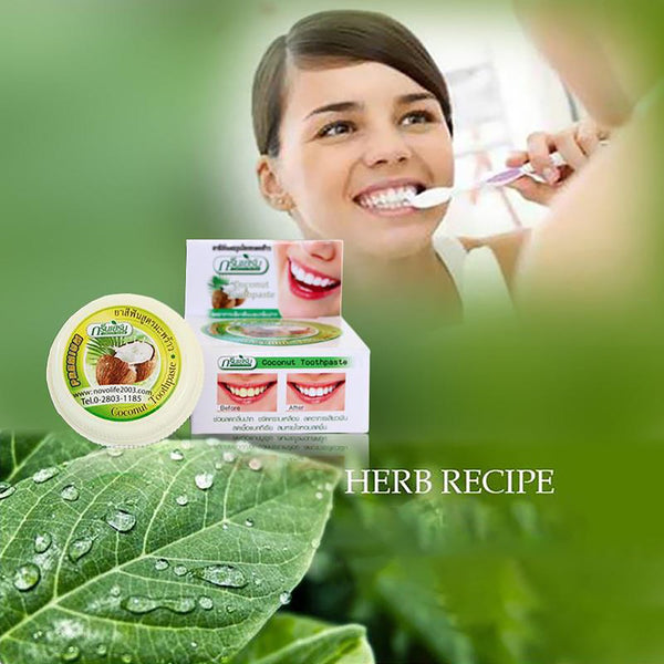 Whitening Toothpaste Efficient Formula1 Remove Smoke Tea Yellow Stains Plaque