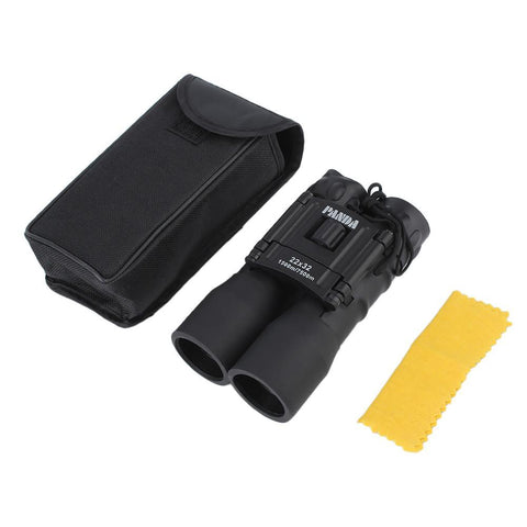 Portable Folding Day Night 22x32 Binoculars Telescope (150m-750m) Zoom High Magnification Vision for Outdoor
