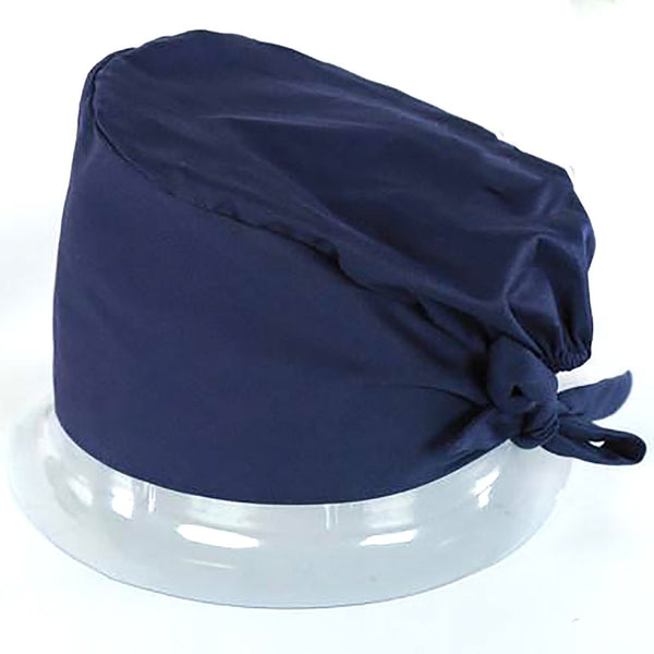 Unisex Adult's Nurse Cap Pure Cotton Solid for Doctors Work Hospital Operating Room