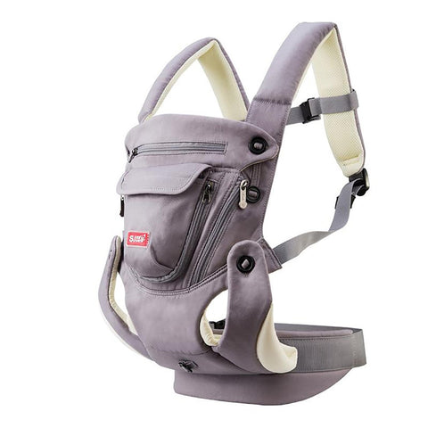 Baby's 0-12 months Ergonomic Carrier Breathable front Facing Sling Backpack Kangaroo