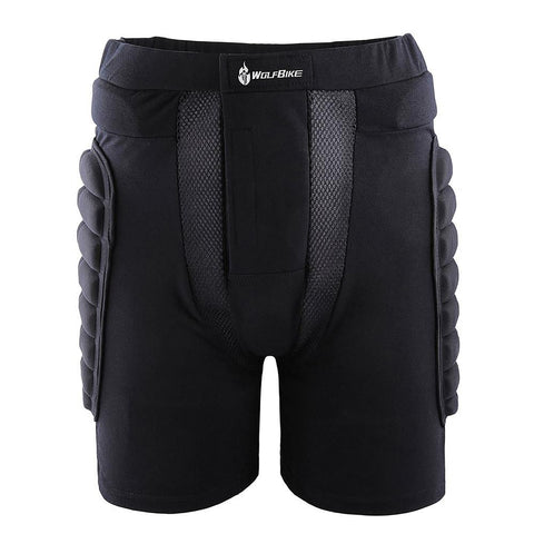 Unisex Adult's Hip Pad Shorts Protective Impact for Skating Skiing Snowboarding