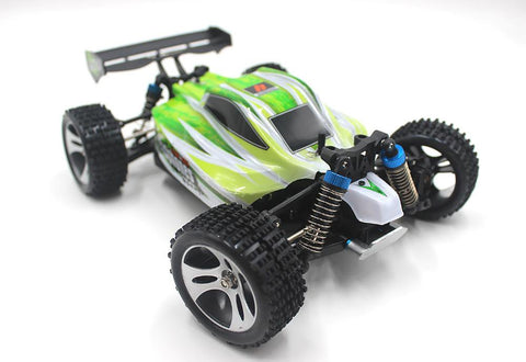 Remote Control Car High Speed Shockproof Rubber Off-road A959 50km/h A959-B 70km/h 2.4G 4HC