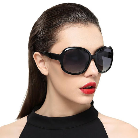 Women's Sunglasses Polarized Retro 100% UV Protection for Driving