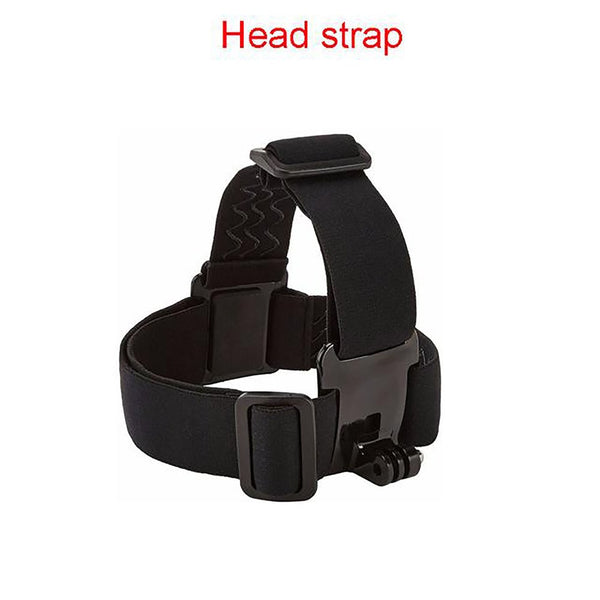 Head Strap Mount For Gopro Hero 4 5 Xiaomi Yi 4K Action Camera Harness Mount Eken H9 SJCAM SJ4000 Go Pro 10