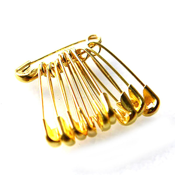 Safety Pins Small Stainless Steel DIY Needles for Clothes 100pcs/lot