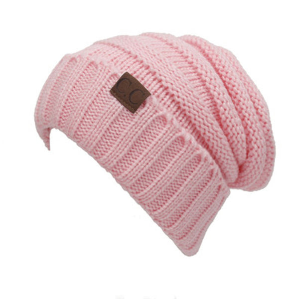 Unisex Adult's Cap Knit Snow Casual Crochet Leisure