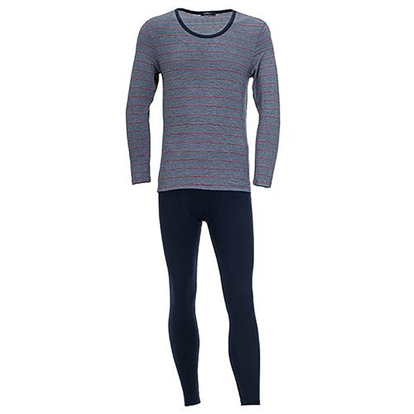 Seven7 Brand Thermal Underwear Men Sets Winter Warm Thermo Long Johns High Quality Male Shirts Underpants 109G40070