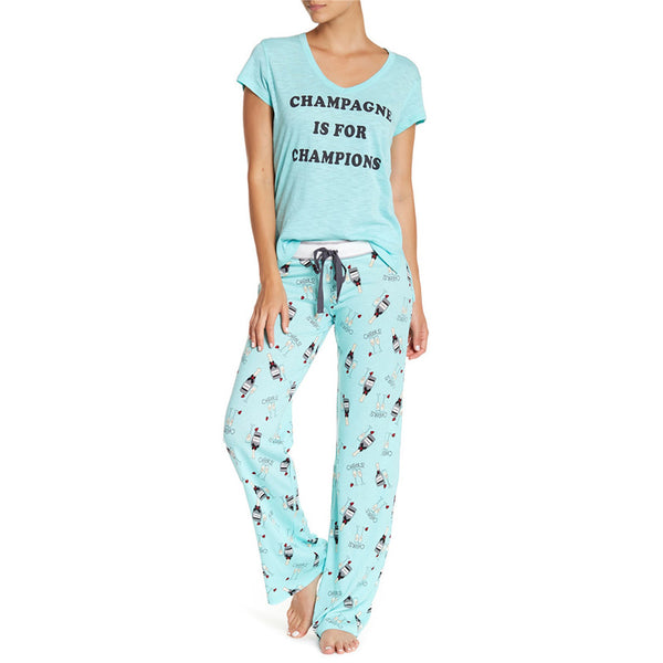 Women's Pijama Pants Early Autumn Comfortable Breathable