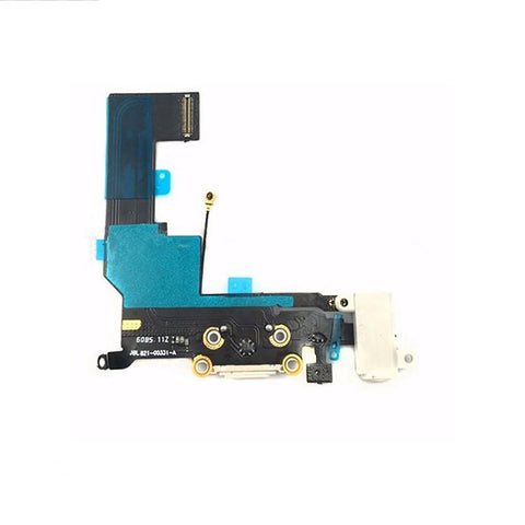 IPhone SE Charging Port USB Connector Dock Flex Cable Headphone Audio Jack Replacement 10pcs/set