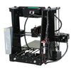 Anet A6 3D Desktop Printer Kit Big Size LCD Screen Display with TF Card Off-line Printing Function I3 DIY