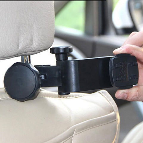 Adjustable Car Seat Headrest Mount Holder Tablet Support for IPad 2 3 4 Mini Samsung Tablet