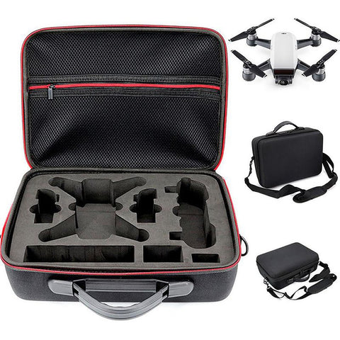Behorse EVA Hard Bag Box Portable Shoulder Case Storage Carry Drone Bags for DJI Spark Accessories