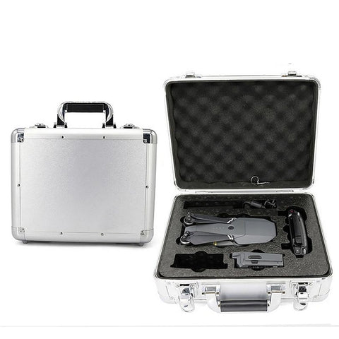 Aluminum Hard Case Drone Trolley Waterproof Carrying Protector Bag for Drones