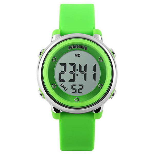 Unisex Childen's Sport Watch Waterproof Alarm Back Light Calendar Digitl
