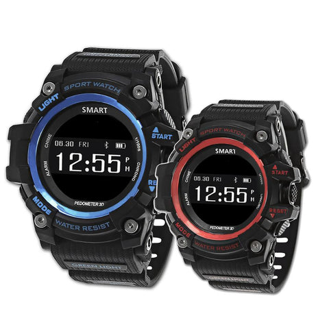 Zeblaze MUSCLE HR Sports Smartwatch IP67 Waterproof Wearable Device Heart Rate Monitor Bluetooth Smart Watches For Android IOS