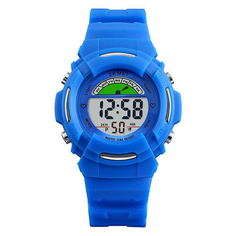 Unisex Children's Watch Sport Alarm Back Light Waterproof Digital