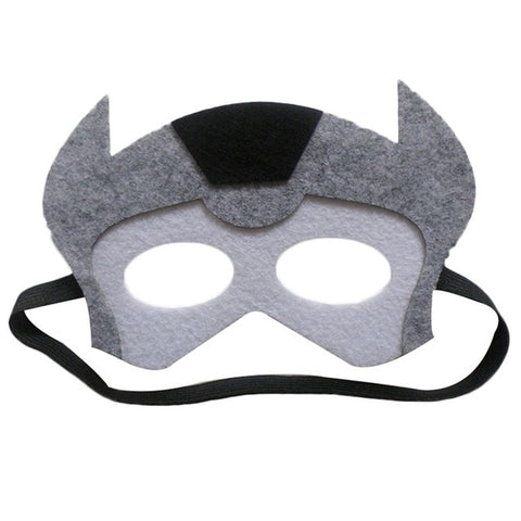 Super Hero Cosplay Mask Halloween Party Dress up Costume Kids Birthday Superhero Cos Favor Gifts