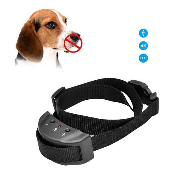 2016 Anti Bark No Barking Remote Electric Shock Vibration Dog Pet Training Collar New