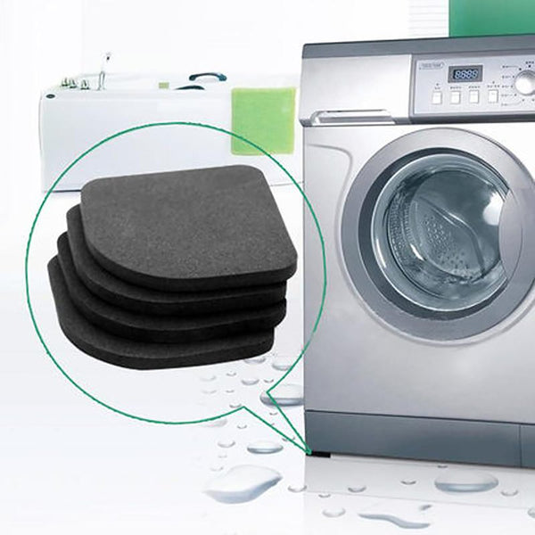 Shock Pads Non-slip Anti-Vibration for Washing Machine Refrigerator 4pcs/ser