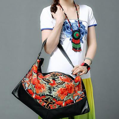 XIYUAN BRAND Women Generous Large Capacity Dumpling Bag With Chinese Characteristics Female Big Shoulder & Handbags Totes Bags