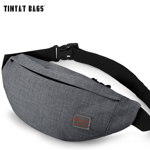 Men's Casual Fanny Bag Functional
