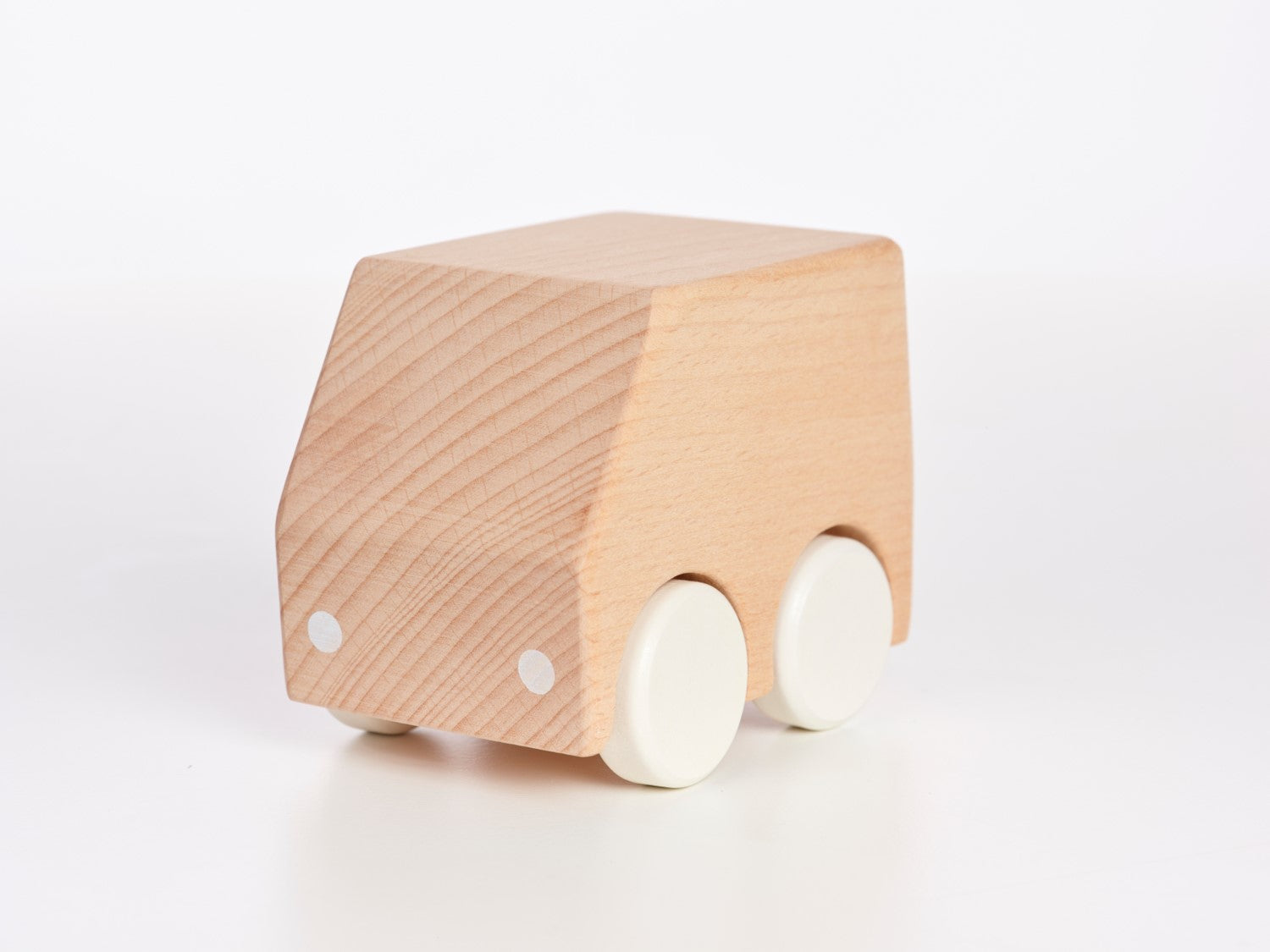 Wooden Vehicle Set of 3