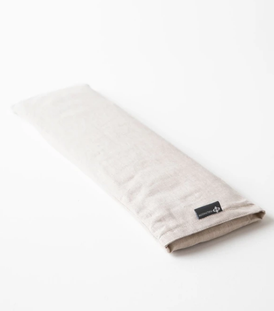 Linen Hot + Cold Therapy Pillow - Sand