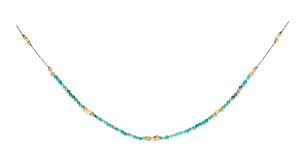 Journey Necklace - Turquoise