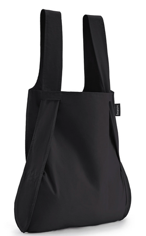 Bag and Backpack -Black