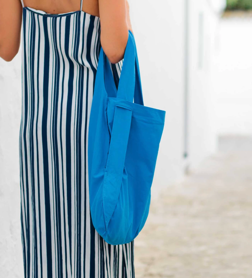 Bag and Backpack-Blue