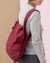 Bag and Backpack-Wine Red