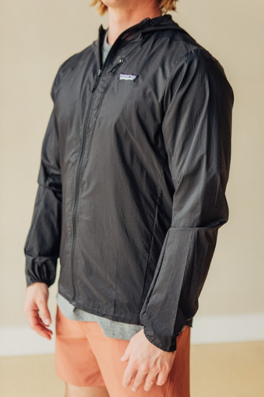 Men's Houdini Jacket - Black
