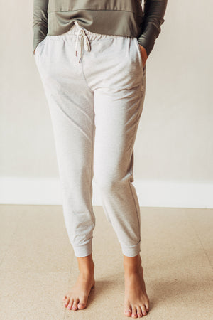Performance Jogger - Clay Heather