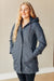Women's Insulated Prairie Dawn Parka - Smolder Blue